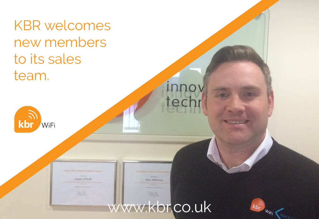 KBR Welcomes New Sales Members