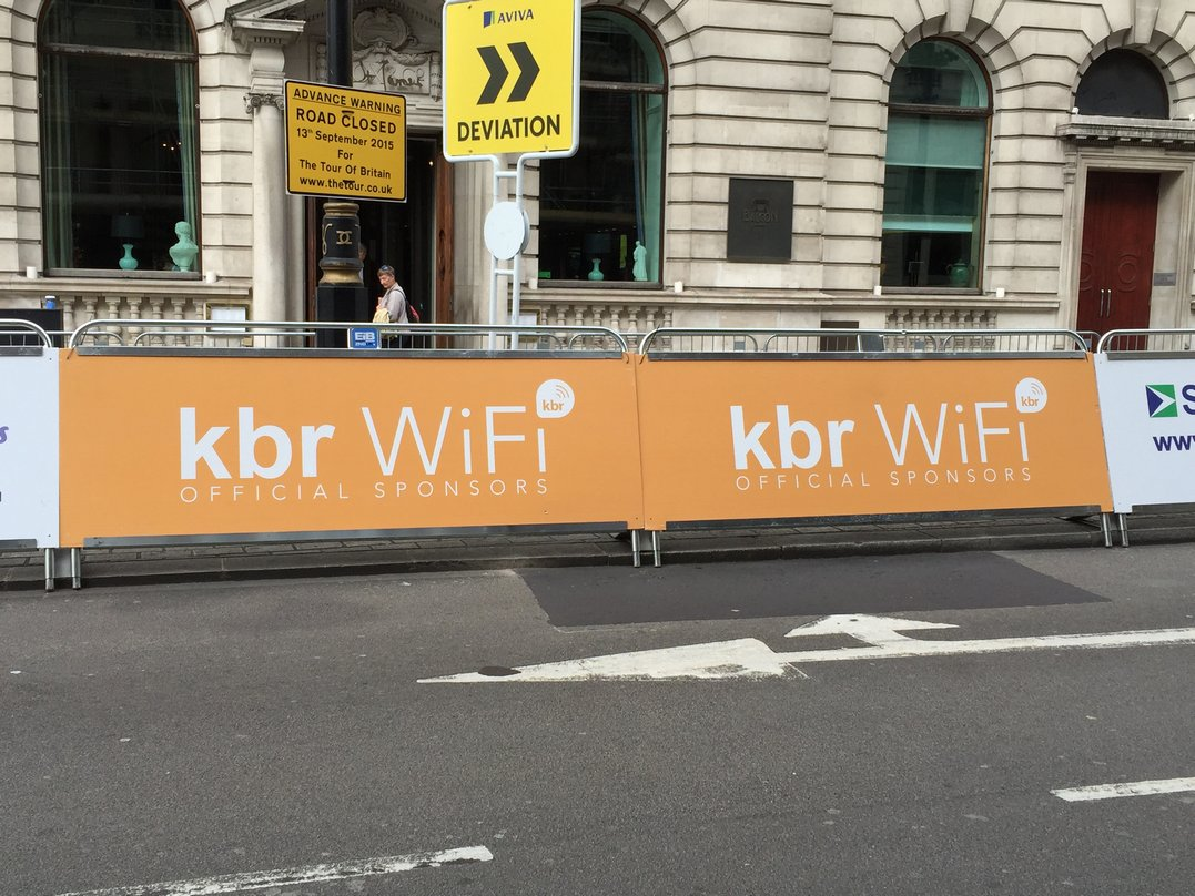 KBR In London