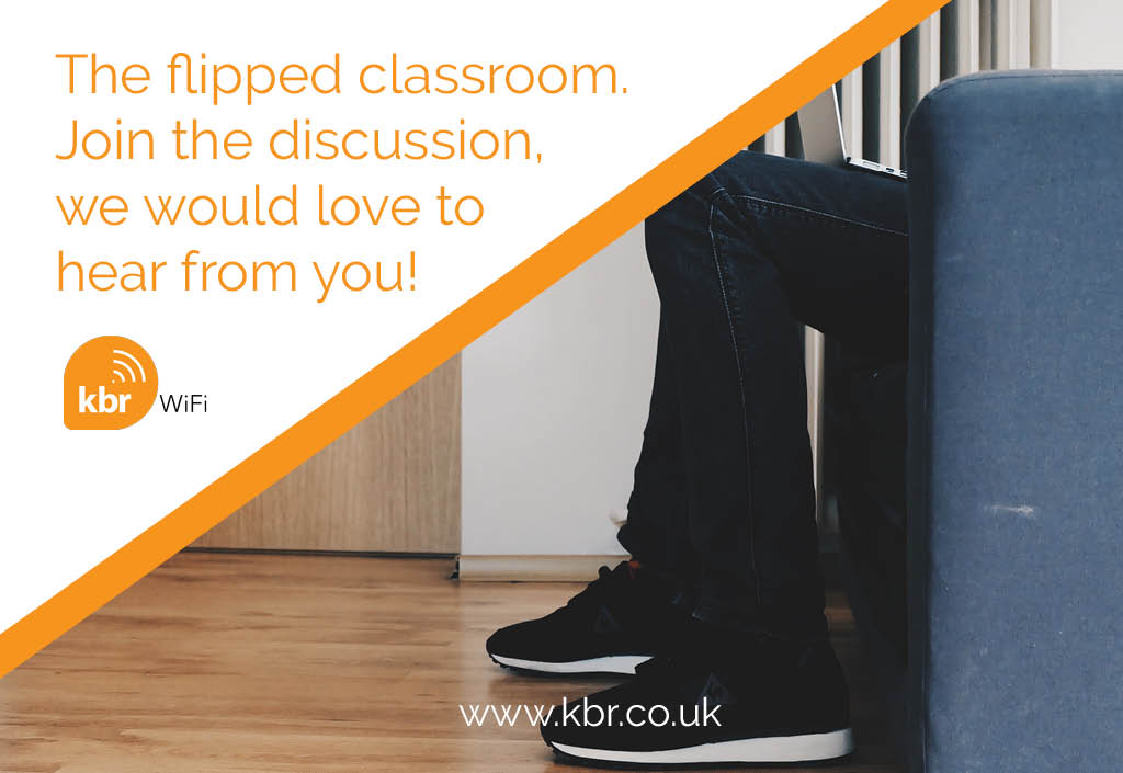 Flipped classroom WiFi Solutions