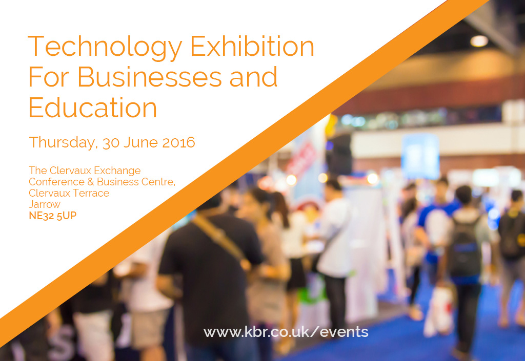 KBR Technology Event Banner