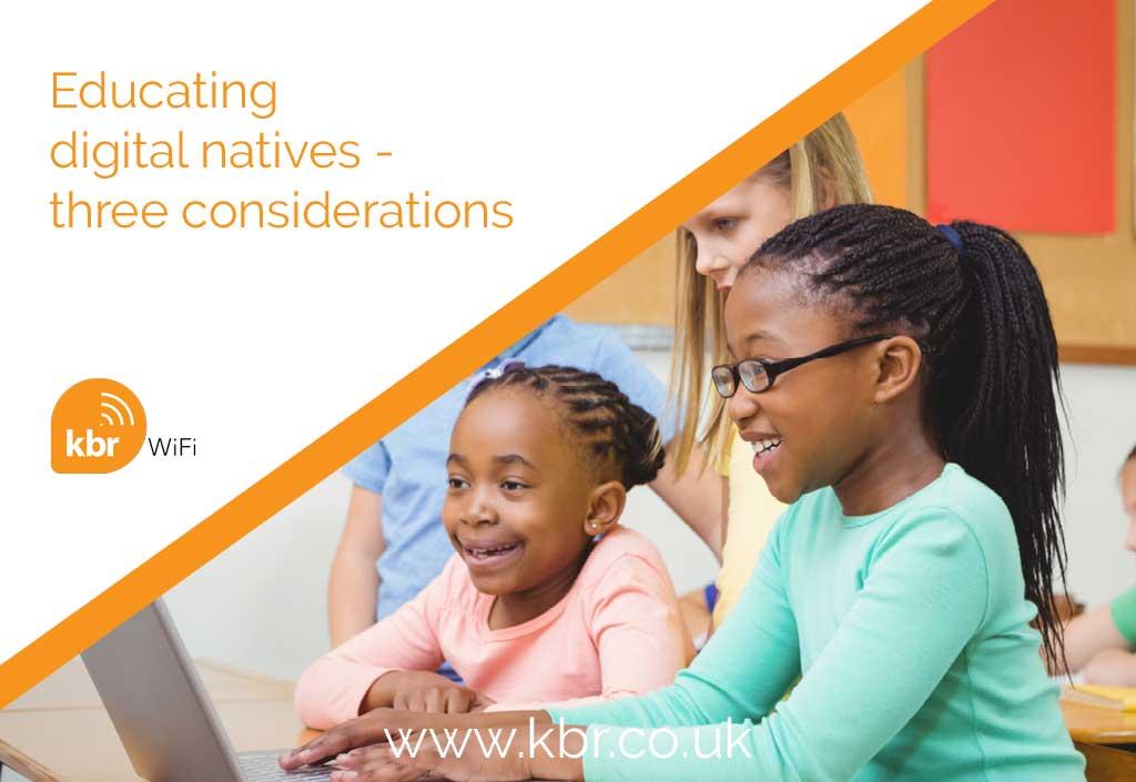 Educating digitial Natives