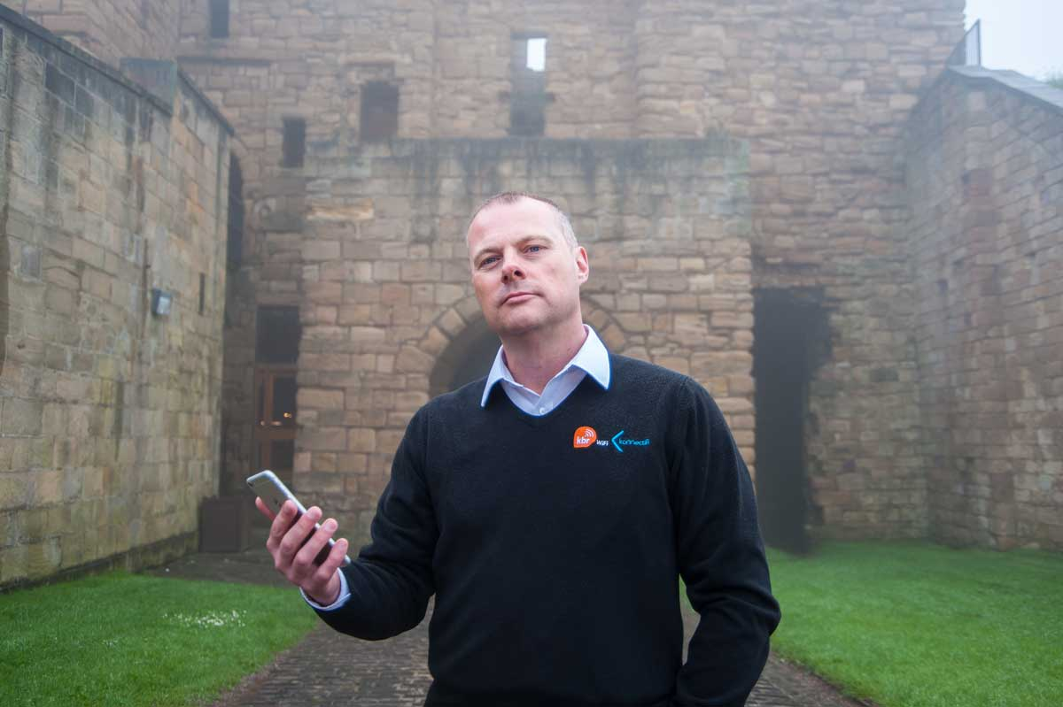 North East WiFi suppliers re-win exciting contract