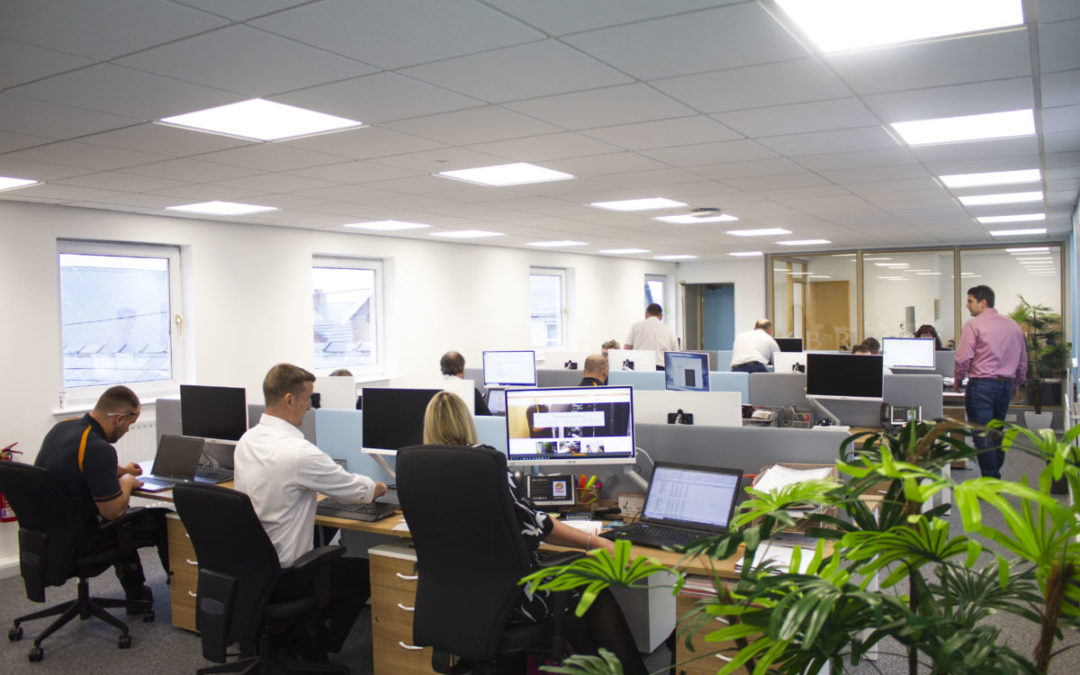 , KBR previews fully refurbished office and other exciting changes