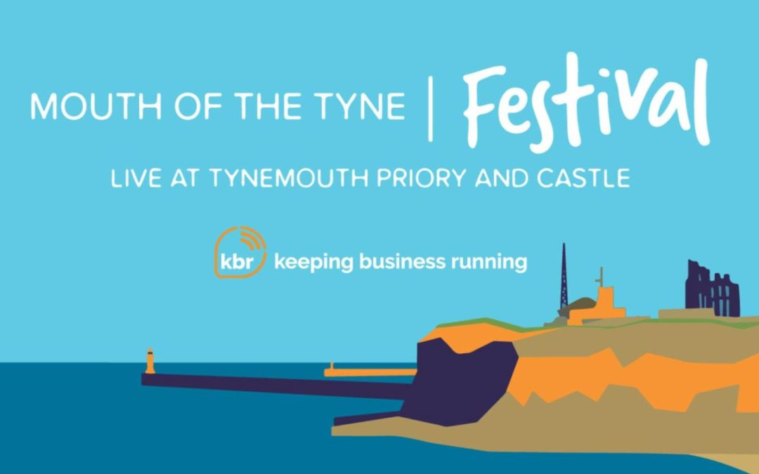 KBR Provide WiFi for Mouth of The Tyne Festival A Fourth Year Running