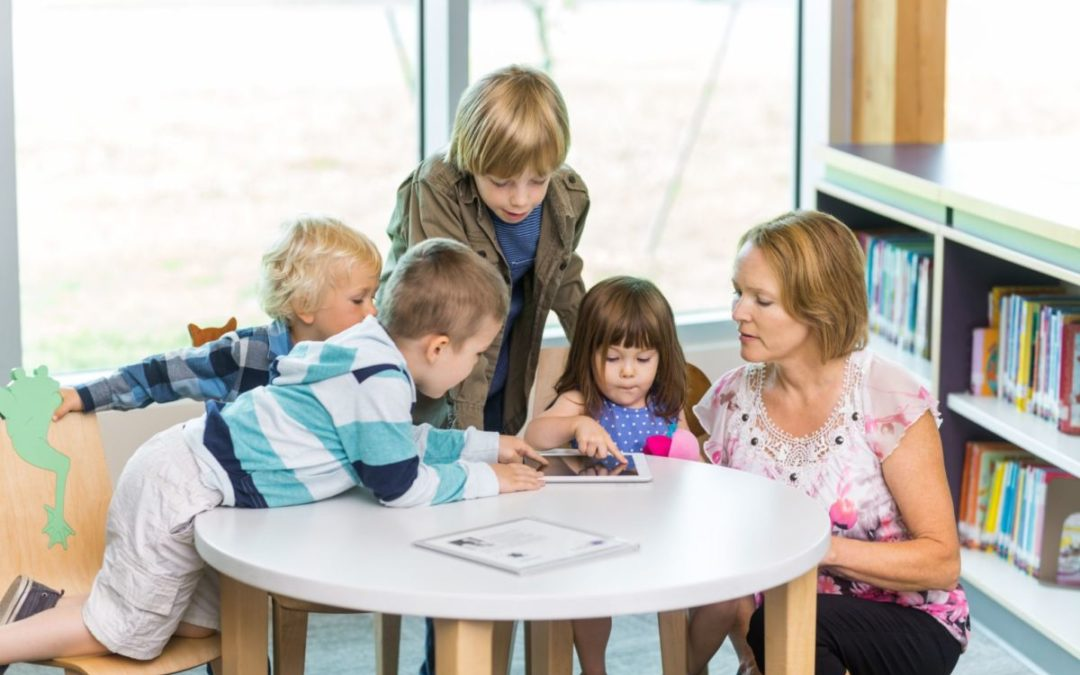 wifi for primary schools, How Digital Technology Improves Language Acquisition in Primary Schools