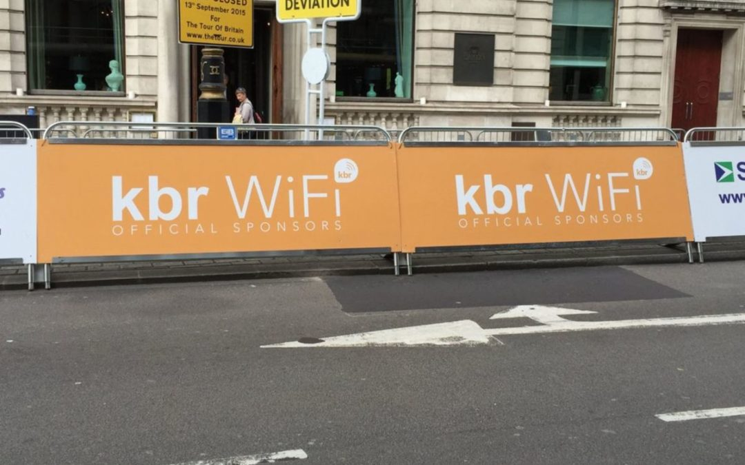 kbr wifi, KBR Experience Successful Second Year as Official Tour of Britain Suppliers