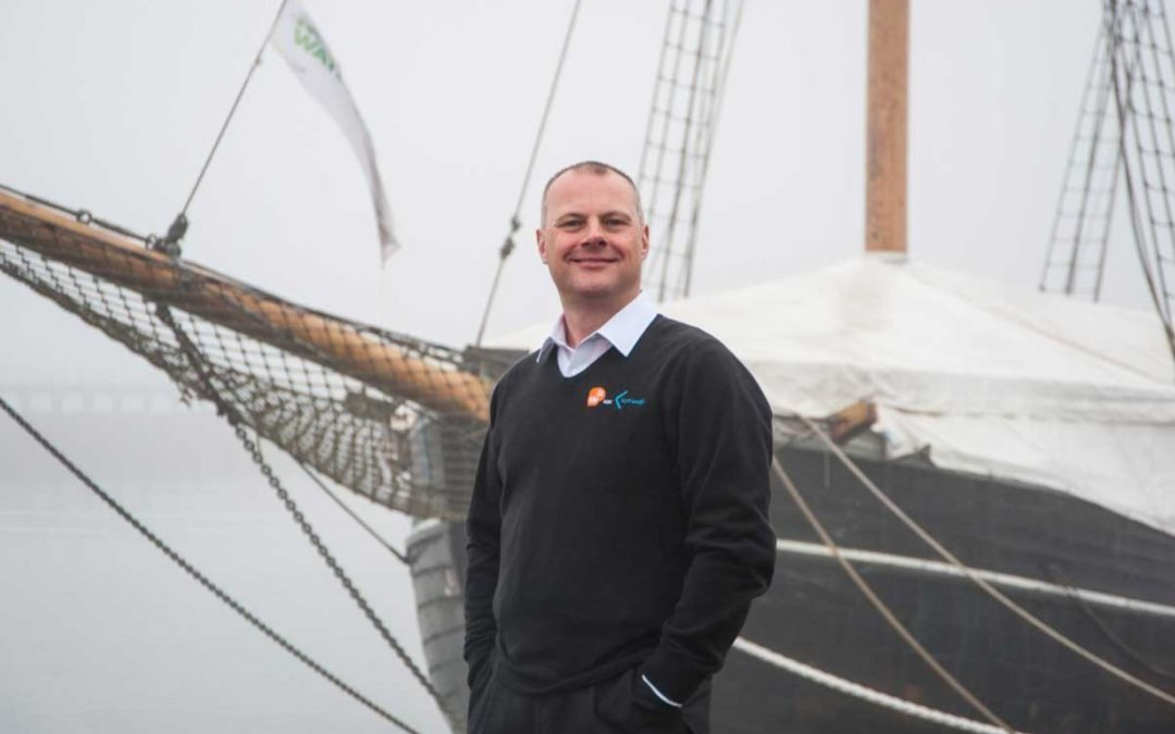 , North East WiFi specialists, KBR are set to provide WiFi to 150,000 visitors at the North Sea Tall Ships Regatta in Blyth