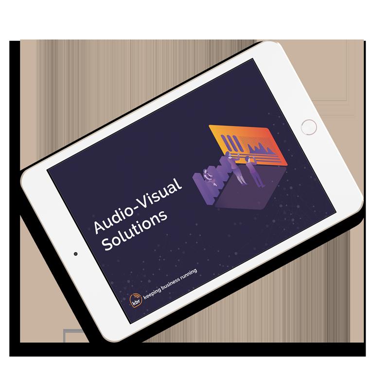 , Audio Visual Solutions Brochure Download