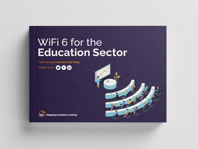 , WiFi 6 for the Education Sector eBook Download